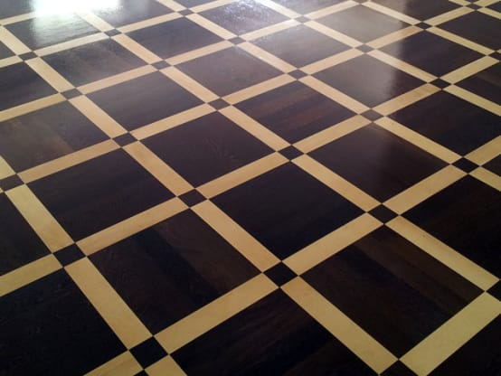 Parquet Pattern 'Metz'