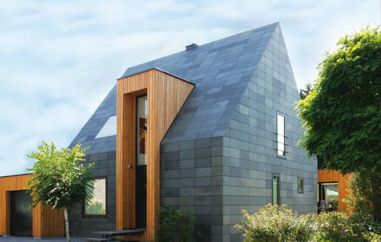 6 Moderne Fassadenarten Die Lust Auf Veranderung Machen