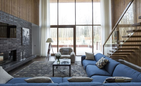 Dise os espectaculares de almohadones para sillones - Almohadones para decorar sillones ...