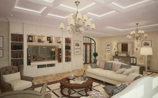 Ev dizayn ile ilgilenenler i in i dekorasyon modelleri for 30 metrekare salon dekorasyonu
