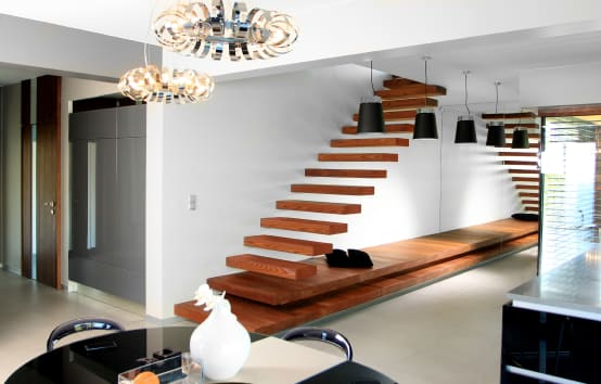 Wooden staircases that WOW!