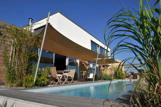 geniales einfamilienhaus mit urlaubsfeeling. Black Bedroom Furniture Sets. Home Design Ideas