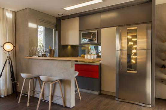 Klein Schiereiland Keuken : 10 geweldige oplossingen voor kleine keukens!