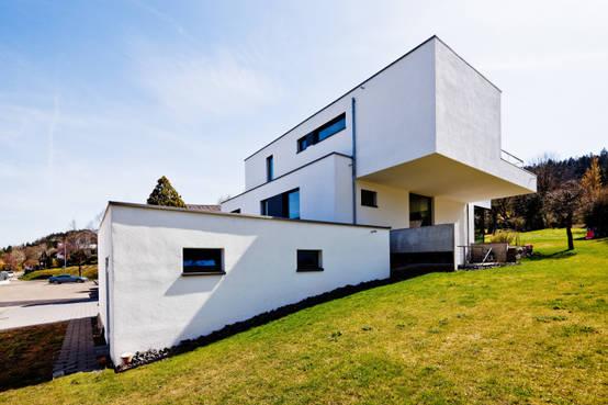 loft mit beton und klinker einrichtung, top 5: häuser mit Überraschungseffekt, Design ideen
