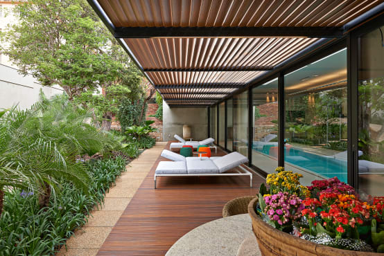Terra os e jardins - Casas de madera pequenas para jardin ...