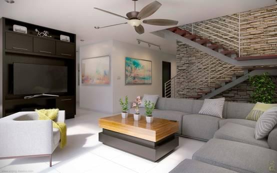 20 ideas geniales que hacen que tu living se vea maravilloso - Libros de decoracion de interiores gratis ...
