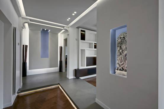 Homify for Nicchie nelle pareti
