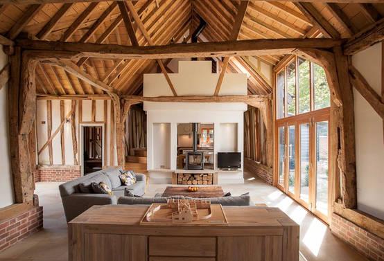 zo cre er je die prachtige rustieke landelijke sfeer in huis