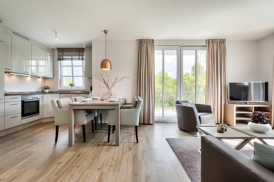10 bellissimi open space con cucina soggiorno e sala da for Idee casa minimalista