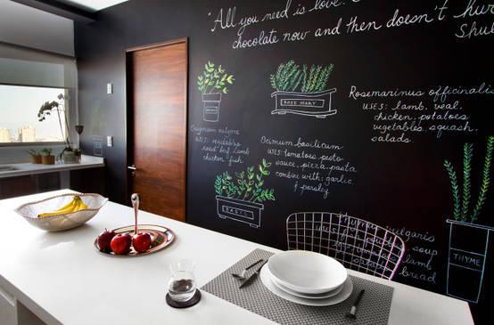 w nde dekorieren schnell und einfach. Black Bedroom Furniture Sets. Home Design Ideas
