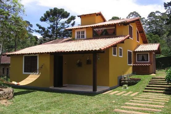 10 fachadas r sticas para que las disfrutes y cojas dato for Imagenes de casa con techos de tejas