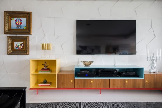 30 great ways to make your TV a star of your home