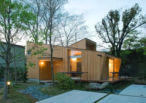 Betaalbare houten huisjes die je zelf kunt bouwen