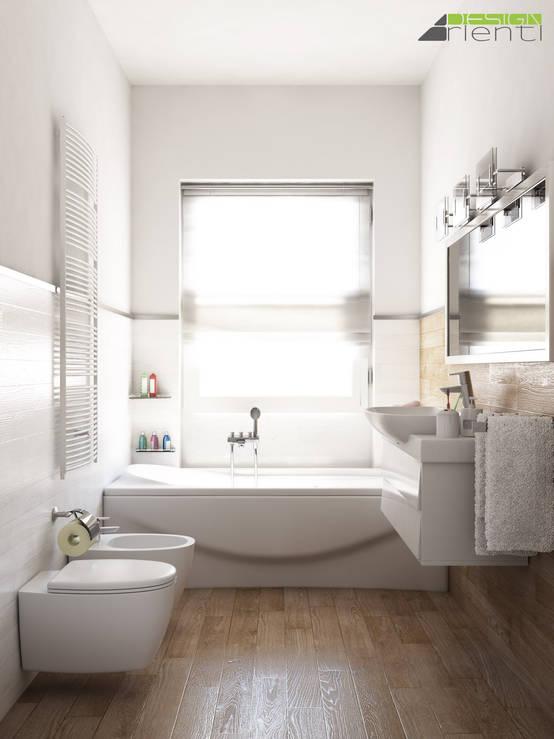 10 bagni da copiare nel 2018 - Parquet nel bagno ...