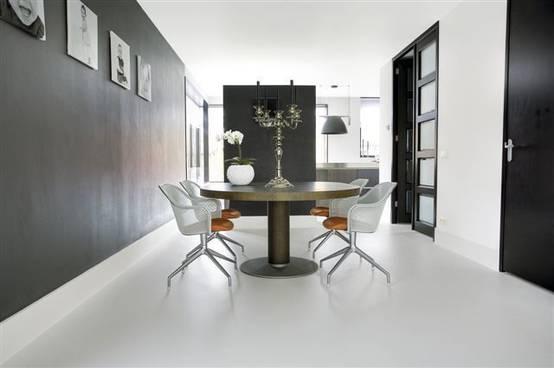 hausbau warum estrich der perfekte bodenbelag ist. Black Bedroom Furniture Sets. Home Design Ideas