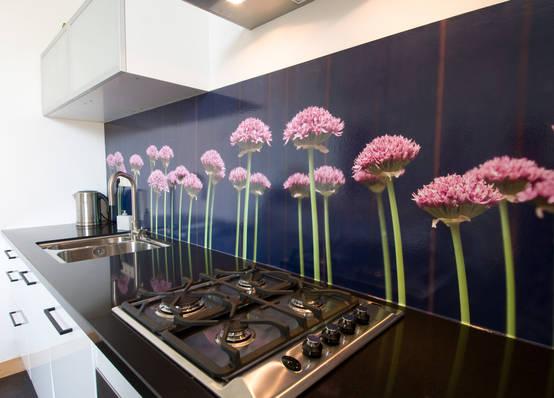13 idee per decorare le pareti della cucina con gli stencil - Decorare le pareti della cucina ...