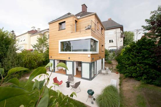Hausfassade modern  Wie kann ich meine Hausfassade neu gestalten?