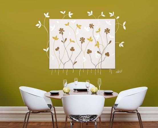 5 ideas geniales para decorar tu casa con cuadros - 20 ideas geniales para organizar tu casa ...