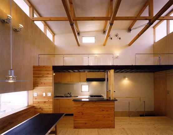 Techos con vigas de madera, una opción estética y resistente