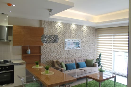 13 ideas para integrar tu cocina con la sala y comedor - Ambientes salones modernos ...