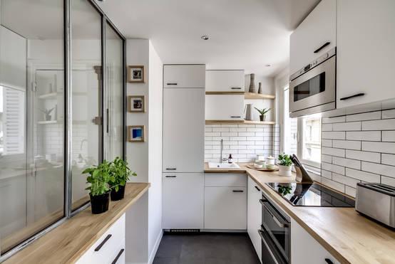 Cozinhas modernas ideias e inspira es - Cocinas modernas de 9 metros cuadrados ...