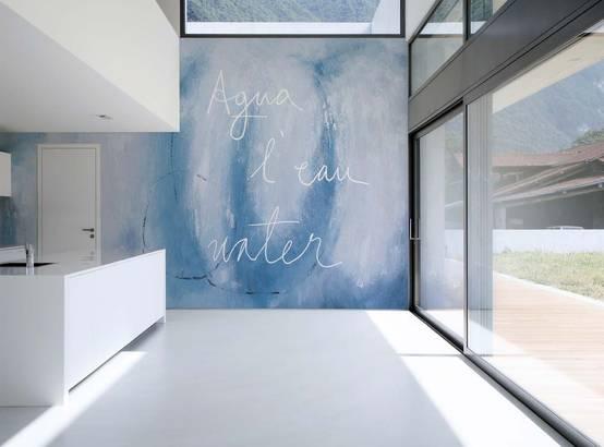 62 idee spettacolari per dipingere o decorare le pareti spendendo poco - Idee per dipingere pareti ...