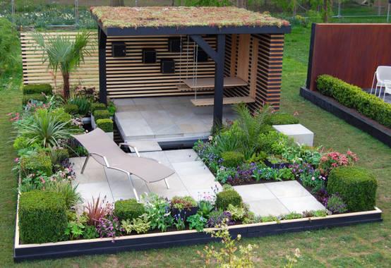 15 amazing arbor ideas for Best garden design books 2015