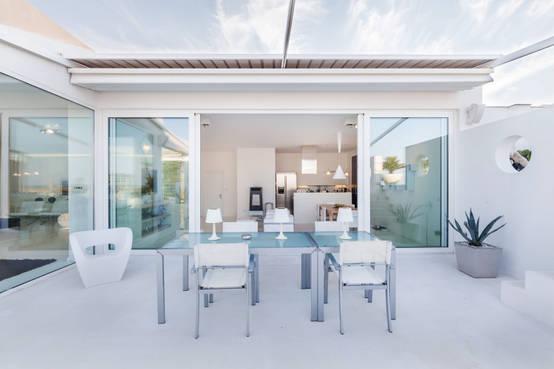 Progettare e vivere le coperture per terrazzi