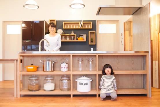 ライフスタイルに合ったキッチンカウンターで楽しい毎日を!