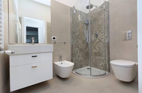 6 schitterende idee n voor een unieke badkamer - Pellicola per doccia ...