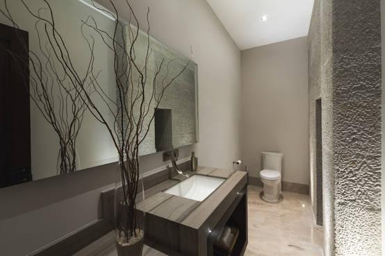 Ba os modernos 10 espejos para verte mejor - Espejos de banos modernos ...