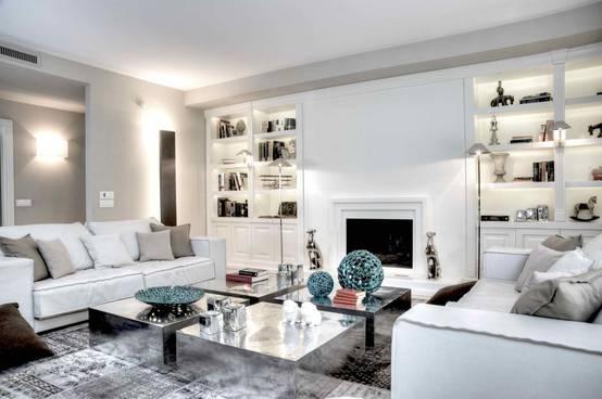 9 geweldige idee n voor een lambrisering effect for Interieur maison original