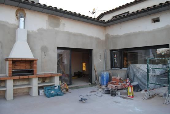 Cómo demoler una pared interior