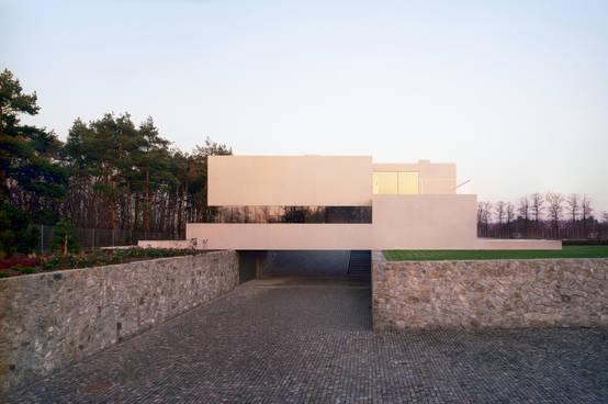 Dieci esempi di architettura moderna for Architettura ville moderne