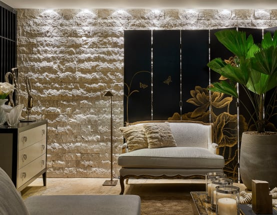 13 Ideas to add stone walls in your home
