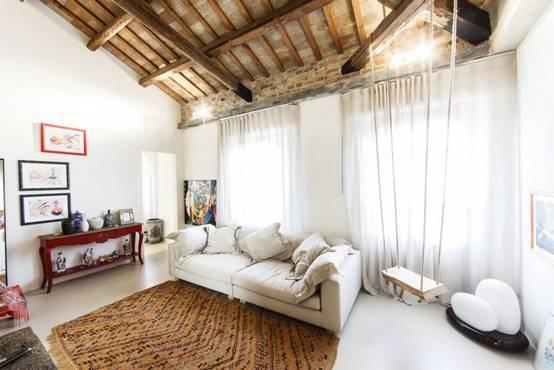 neu und alt kombiniert landhaus im cottagestil. Black Bedroom Furniture Sets. Home Design Ideas