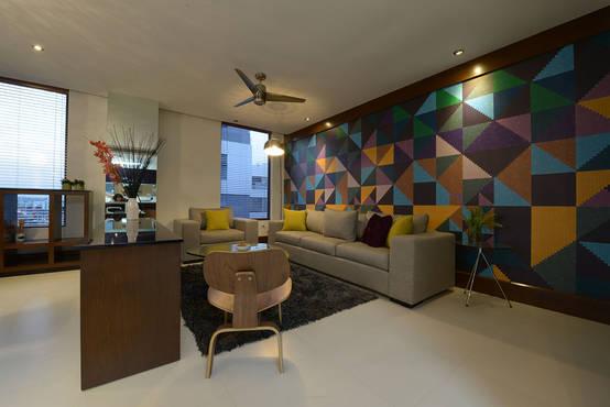 Los colores en el dise o de interiores for El diseno de interiores