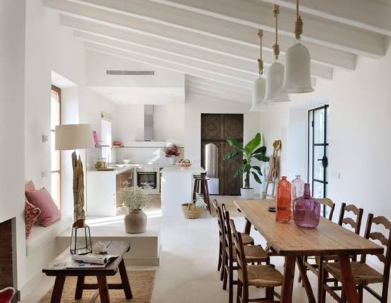 mediterran einrichten design aus italien spanien und frankreich. Black Bedroom Furniture Sets. Home Design Ideas