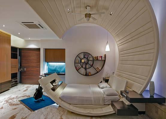 Ausgefallene doppelbetten  Einzigartige Doppelbetten, die jedes Schlafzimmer aufpeppen