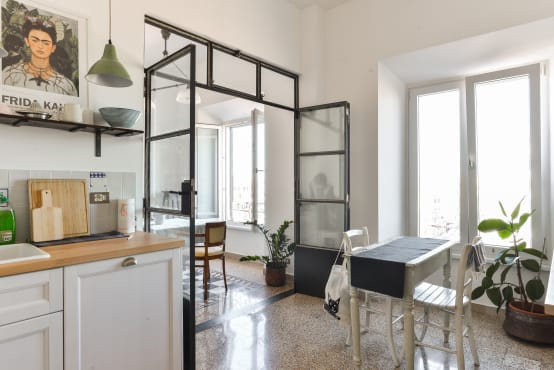 La Credenza Di Nonna Anna : 5 cucine che combinano lo stile classico e moderno
