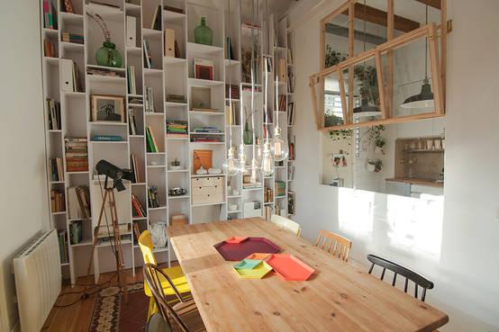 6 trucos para decorar casas con techo bajo