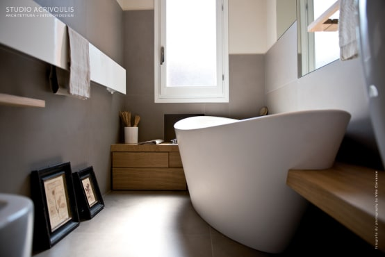 10 idee originali per l'arredo bagno moderno - Arredo Bagno Idee Originali