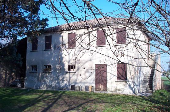 Da vecchio casale a villa in stile rustico moderno treviso for Case stile moderno foto
