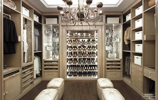 18 vestidores modernos que seguro te fascinar n for Recamaras modernas con closet