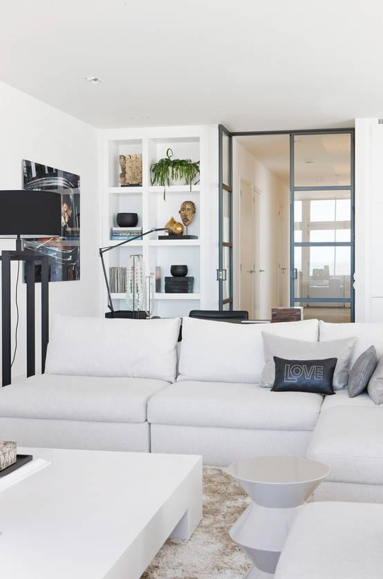 Licht en luchtig appartement aan de noordzee for Carla de klerk interieur