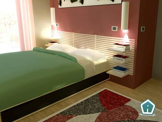 Homify for 8 piani di casa di camera da letto