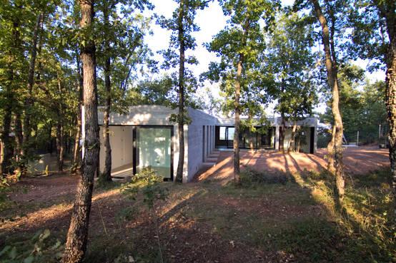 Las casitas en el bosque son ahora de hormig n - Casitas en el bosque ...