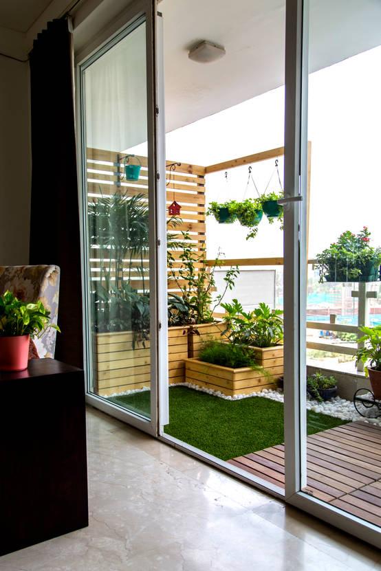 Daha güzel bir balkon için hemen yapabileceğiniz 20 şey