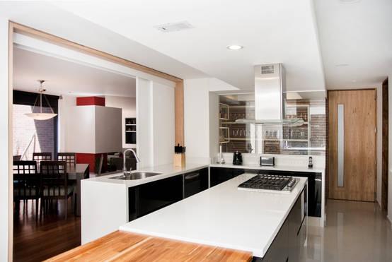 Como organizar una cocina moderna - Como montar una cocina ...