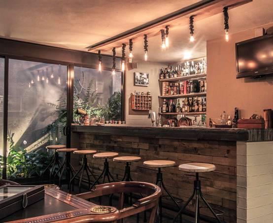 6 ideas para tener en casa un mini bar sensacional - Minibar da casa ...